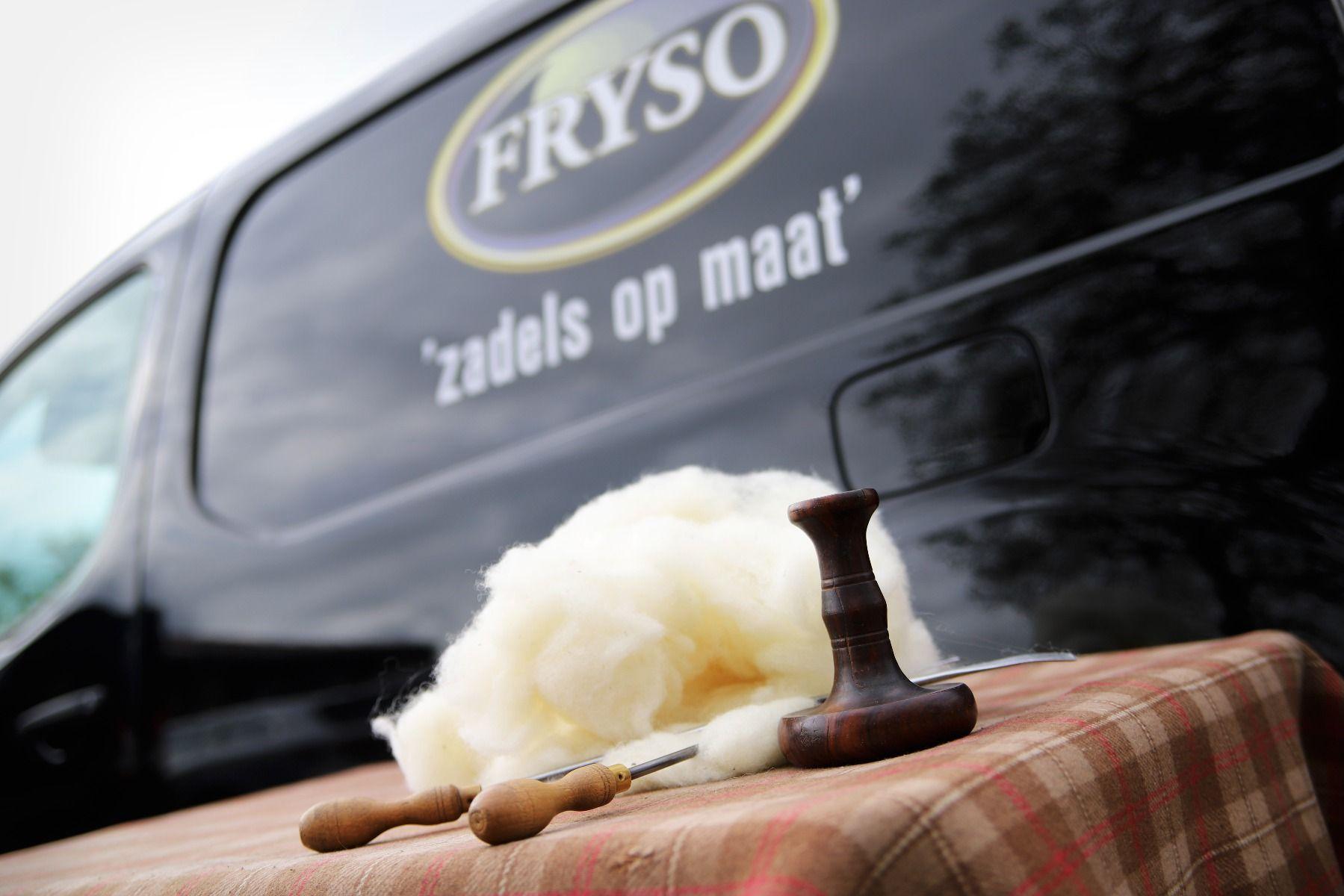 Zadelpassen Friese Paarden - Fryso Zadels