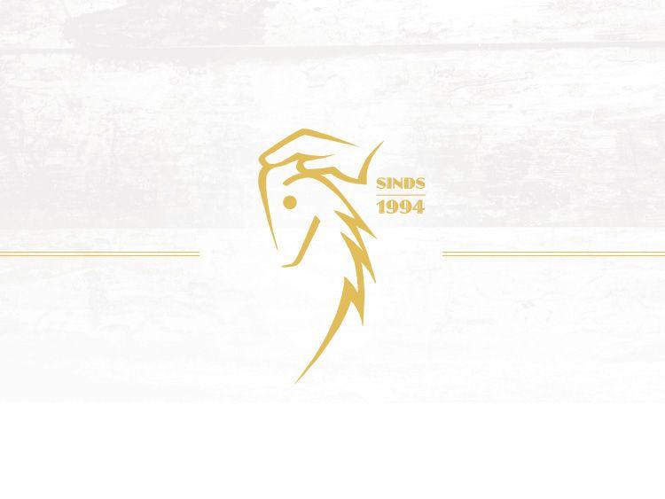 HB Showtime Gold Rush Glitter springschoenen